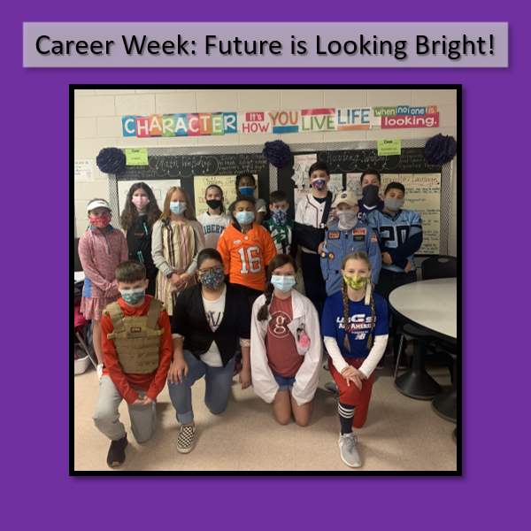 CES: Careers - The Future is Looking Bright!