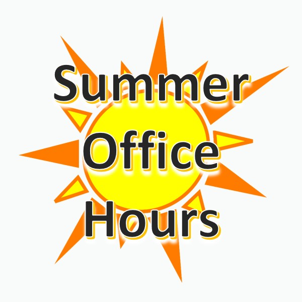 CPS Summer Office Hours